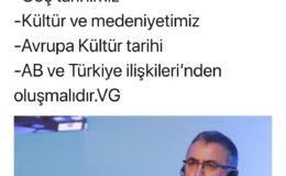 Avrupa Turkleri Yeni Vizyonu